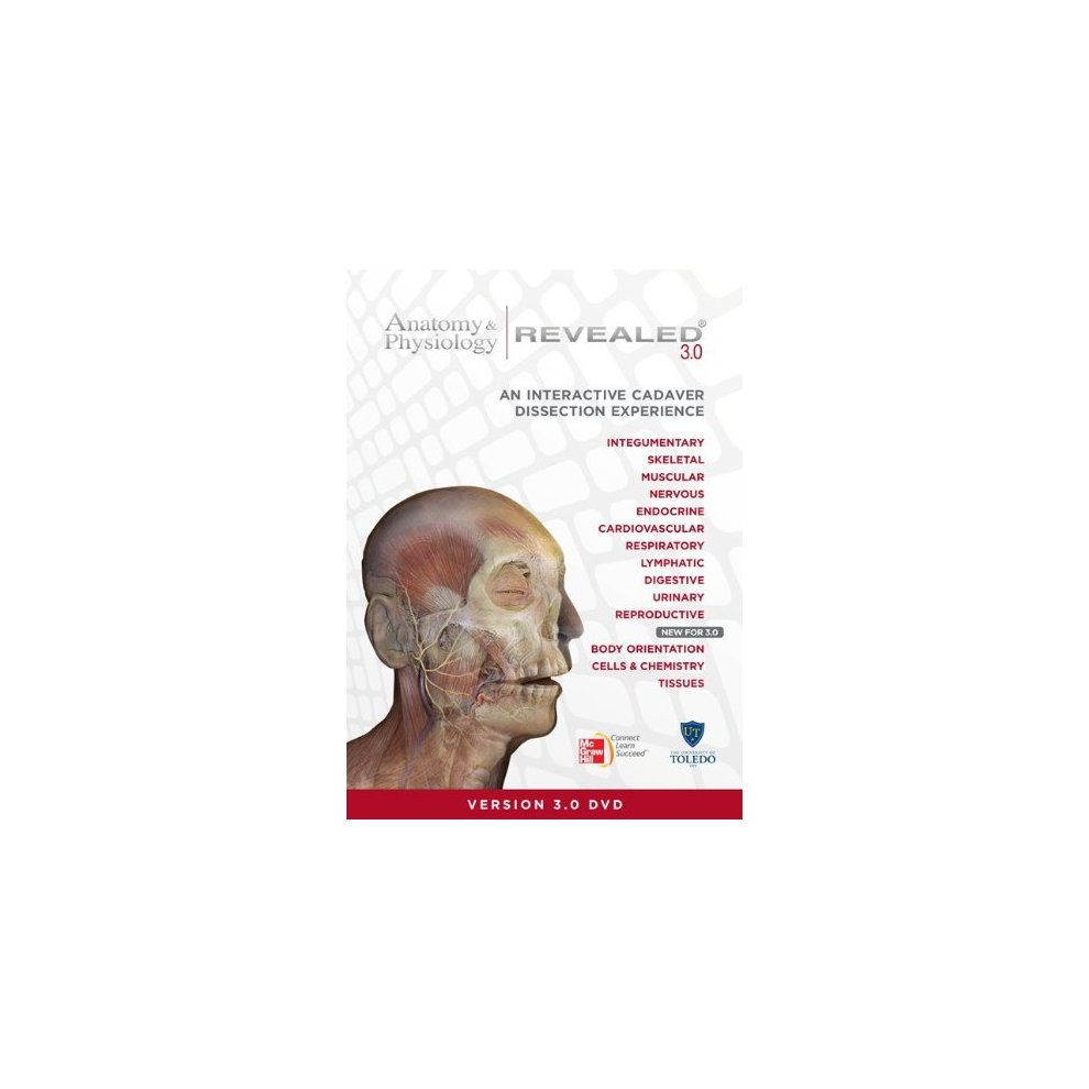 Used Anatomy & Physiology Revealed Version 3.0 DVD on OnBuy