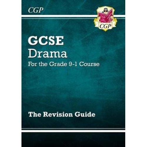New Grade 9-1 GCSE Drama Revision Guide