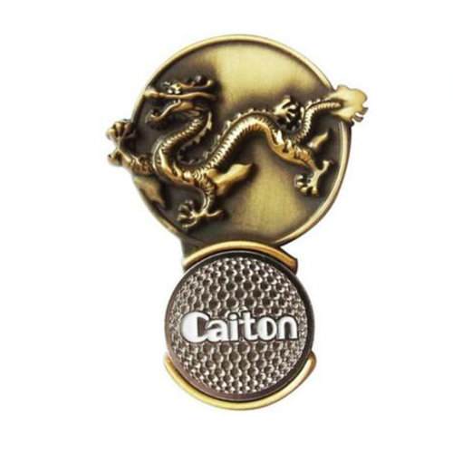 Golf On-Course Accessories Magnetic Hat Cap Clip/ Golf Ball Marker-04