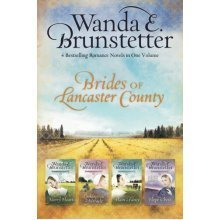 Brides Of Lancaster County 4 In 1 Hardback
