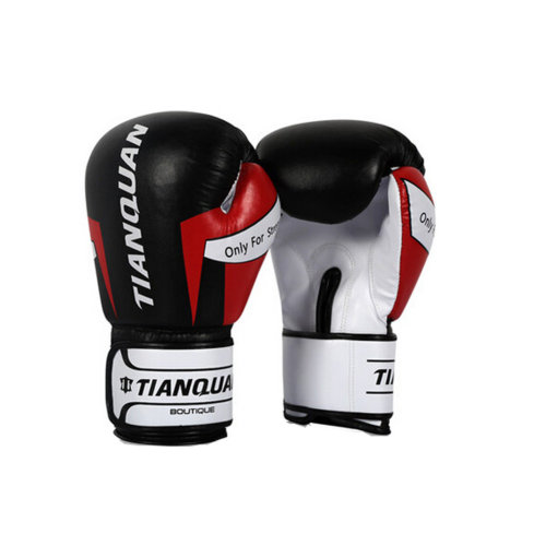 Black Fighting Sandbag Gloves Training Gloves Strong Boxing Gloves
