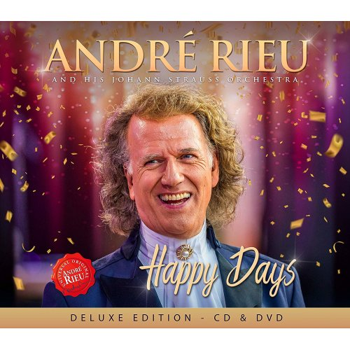 Andre Rieu - Happy Days [CD]