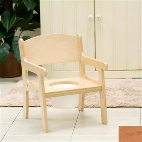 Little Colorado 027NA Handcrafted Potty Chair in Natural
