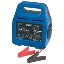Draper Intelligent Battery Charger 6/12 V