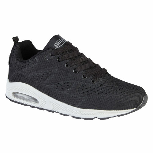 Mens Air Tech Mesh Fitness Gym Trainers Shoes