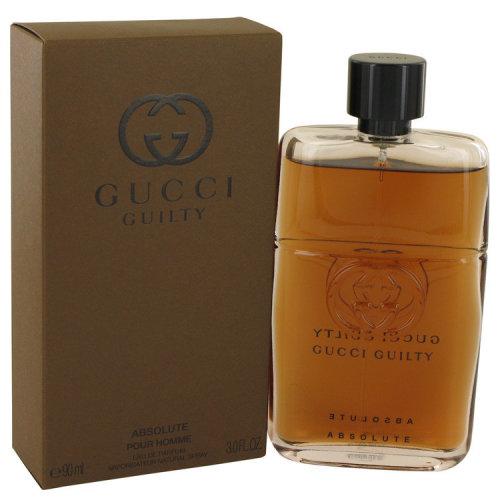 Gucci Guilty Absolute by Gucci Eau De Parfum Spray 3 oz