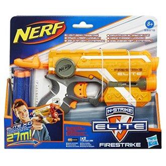 Hasbro Nerf N Strike Elite Firestrike Blaster Colors Vary