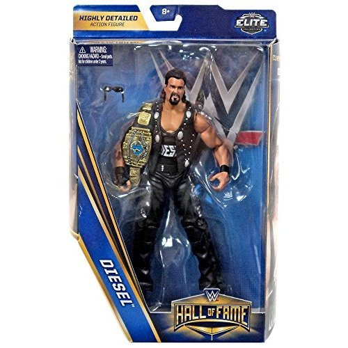 WWE Hall of Fame Elite Class of 2015 Diesel (Kevin Nash) Action Figure