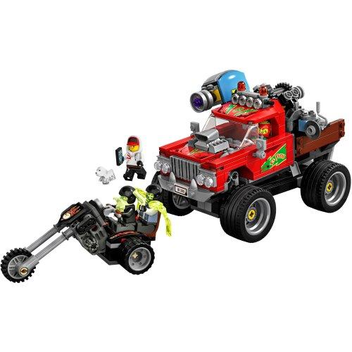 Lego 70421 El Fuego's Stunt Truck