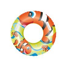 "30"" Children's Dolphin Swim Ring - Inflatable Kids Swimming New Jumbo 76cm -  inflatable kids swimming new ring jumbo 76cm holidays summer fun pool"