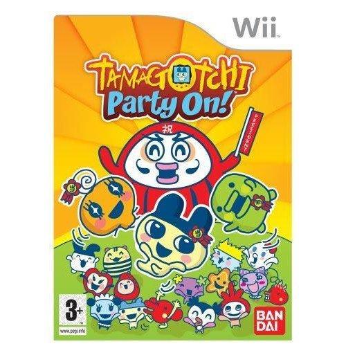 Tamagotchi Party On! Nintendo Wii Game