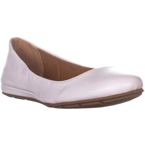 AR35 Ellie1 Ballet Flats, White, 5.5 UK