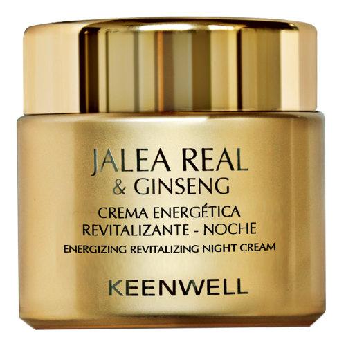 Royal Jelly & Ginseng Energizing Revitalizing Night Cream 80 ml