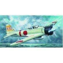 Tru02405 - Trumpeter 1:24 - Mitsubishi A6m2b Model 21 Zero Fighter