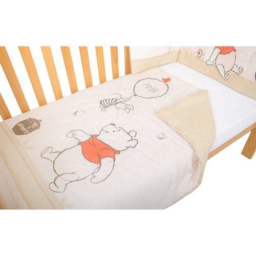 East Coast Winnie The Pooh Two Piece Bedding Set
