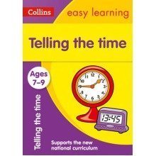 Collins Easy Learning Ks2: Telling the Time Ages 7-9