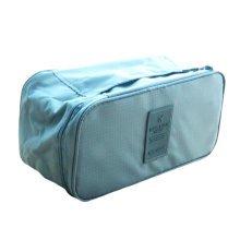 Closet Organization Sky Blue Duffel Bag Gym Bag