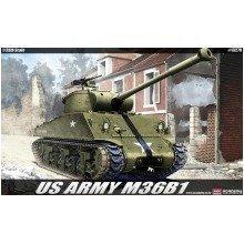 Aca13279 - Academy 1:35 - M36b1 Tank Destroyer