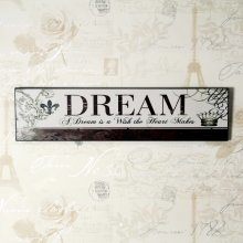 Dream Plaque
