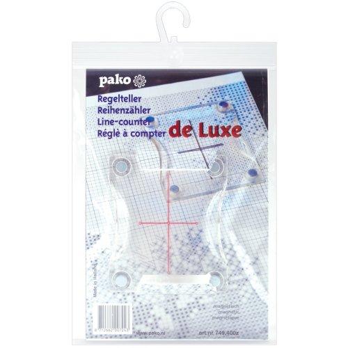 "Pako Magnetic Line Counter 3.375""X4""-"