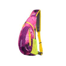 Fashion Lightweight Shoulder Backpack,Traveling,hiking,etc, pink purple