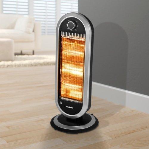SupaWarm Deluxe Halogen Heater 1200w