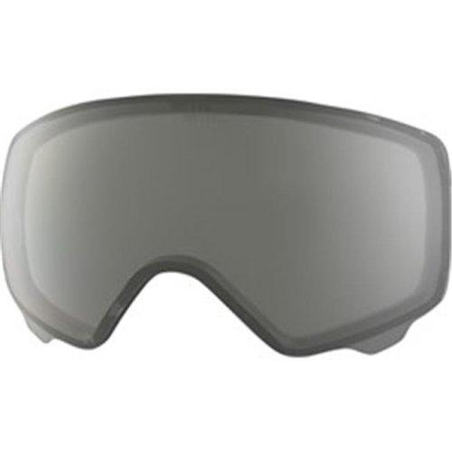Goggle Lens - Blitz Grey & Silver Mirror