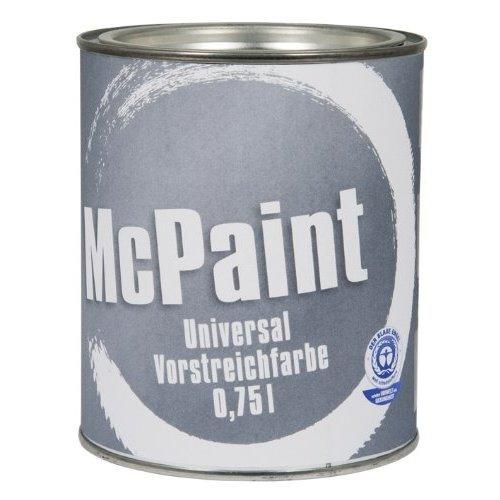 Mcpaint Universal Vorstreich Paint White 0.75l J122321°C