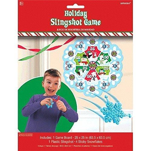 Christmas Slingshot Game -