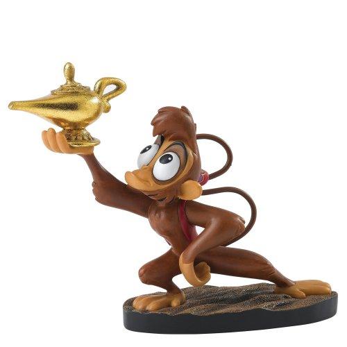 "Enchanting Disney ""Mischievous Thief - Abu"" Figurine"