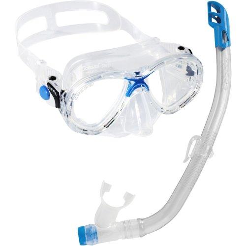 Cressi Kids' Marea Vip Jr Snorkel Set