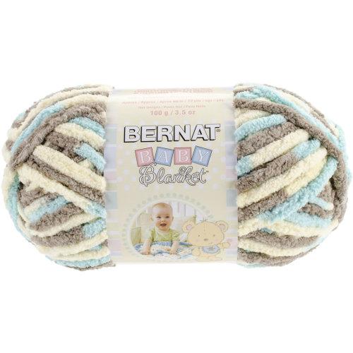 Bernat Baby Blanket Yarn-Beach Babe