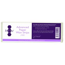 Hive Options Paper Waxing Strips - Pack of 100