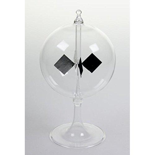 Radiometer Solar Radiometer, Transparent, 18 cm