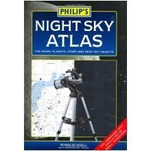 Philip's Night Sky Atlas: the Moon, Planets, Stars and Deep Sky Objects