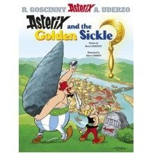 Asterix and the Golden Sickle: Bk. 2
