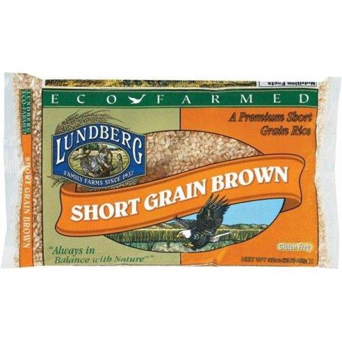 Lundberg Farms B01552 Lundberg Farms Eco-fr Short Brown Rice -1x25lb