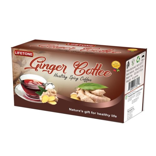 Ginger Coffee,20,Sachets,40g