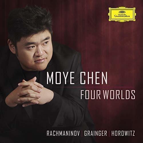 FOUR WORLDS - CHEN MOYE [CD]