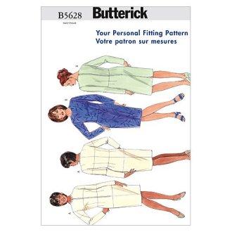 Women's Fitting Shell-28W -*SEWING PATTERN*
