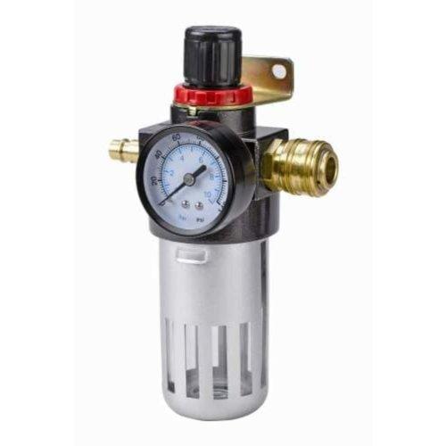 "Einhell Filter/Pressure Reducer R 1/4"" for Air Compressor"