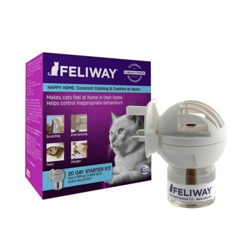 Feliway Cat Diffuser plus FREE refill