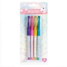 Unicorn Gel Pens - 4 Pack