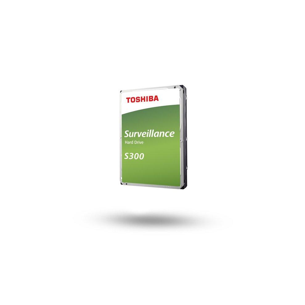 Toshiba S300 Surveillance HDD 4000GB Serial ATA III internal hard drive
