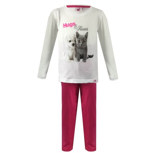 Hugs and Kisses Pyjamas by Studio Pets