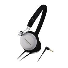 Audio-Technica ATH-ES88 Silver Ear Suit Headphones