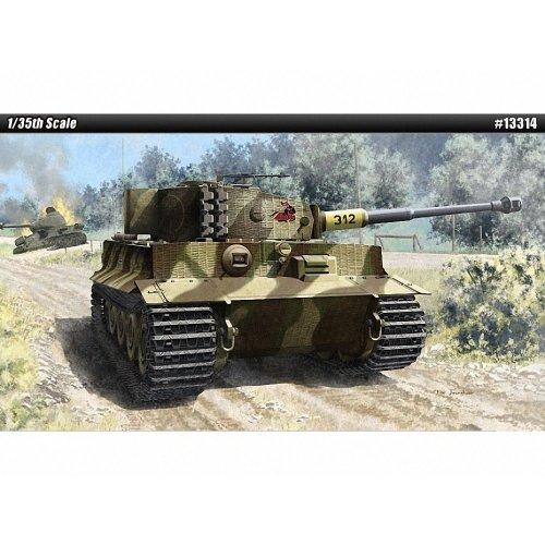 Aca13314 - Academy 1:35 - Tiger I 'late Version'
