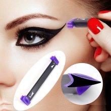 3Pcs/Set Cat Eye Eyeliner Stamp