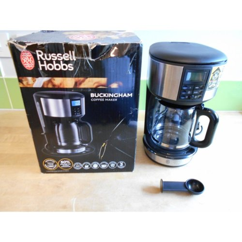 Russell Hobbs 20680 Buckingham Filter Coffee Machine 125 Litre