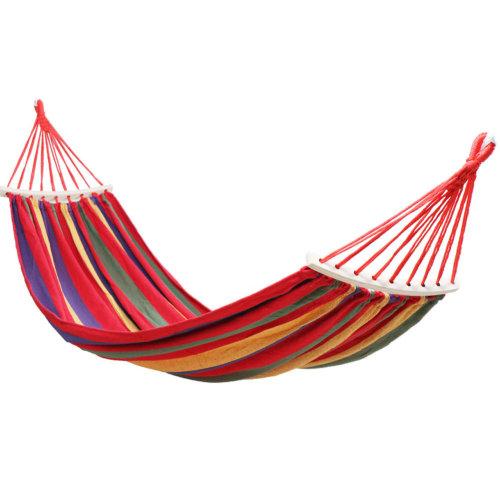 Single Person Rollover Prevention Hammock Outdoor Camping Hammocks 80*190 CM